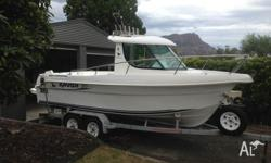 Arvor 20 Series 2, 2005. Only 2 owners since new and in