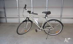 Selling bike, used few times. Excellent condition as