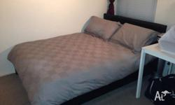 As new. Excellent condition. Double Bed Mattress and