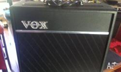 For sale, vox vt40 amp, rarely used. Great practice