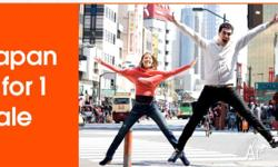 Hi Guys, There is a special offer from Jetstar 2 for 1