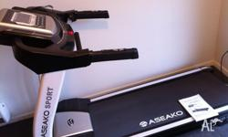 Aseako Sport Treadmill bought from Australialisted for