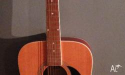 Good condition Ashton DM25 guitar - good guitar to