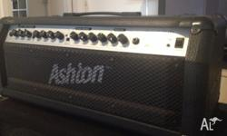 Ashton GA100 head unit. Great condition but just don't