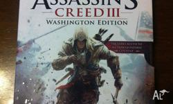 Assassin's Creed 3 was purchased by a youngster who
