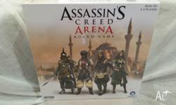 In Assassin's Creed: Arena, players compete to uncover
