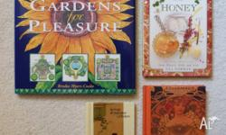 All 4 books for $14: Gardens for Pleasure � garden