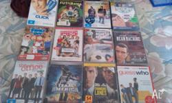 For sale are 12 dvds for $20 the lot 1. The Office