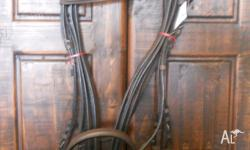 Gear for sale: SADDLES/BRIDLES: 1. USED Stubben