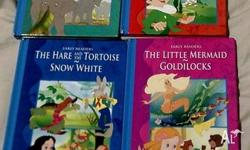 Assorted Fairy Tale Books all in good condition
