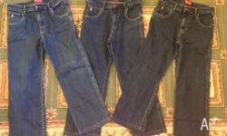 Assorted Thomas Cook & BBB jeans: 3 x Thomas Cook boys