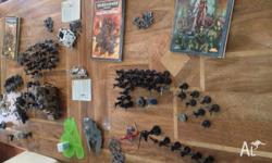 Some of my old warhammer 40k, most in perfect