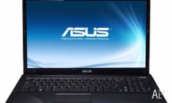 ASUS A52F 15.6 inch Black Versatile Performance