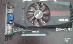 This video card is in great working order and great for