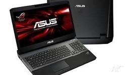 Asus G75 up for sale, a great gaming laptop, runs most