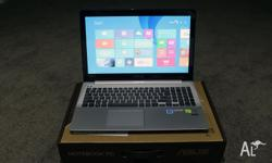 Hi, I am selling my as new Asus Ultrabook. The model