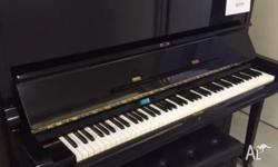 Yamaha U3H Upright Piano available for just $5'200. In