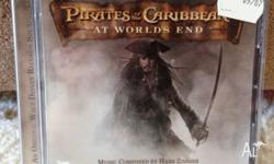 Pirates of the Caribbean At Worlds End Soundtrack by