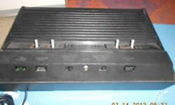 FOR SALE A ATARI 2600 ON THE ORINAL BOX FROM THE YEAR