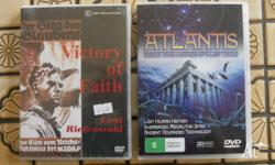 Atlantis: Secret Star Mappers of a Lost World DVD