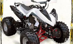 ATV QUAD 4 WHEELER PIT DIRT BIKE,TDRPRO 125DR QUAD