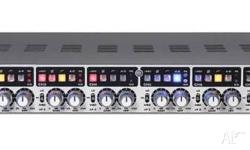 The Audient ASP800 is an 8 channel microphone