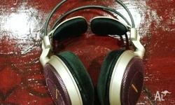 Audio-Technica ATH-AD700 Headphones Remarkable sound