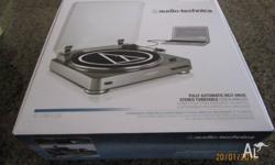 As new, (still in original packing) Audio - technica