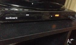 Audisonic Bluetooth DVD player for sale. Owned for less