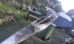 Hi, I am selling my Australis Platypus Kayak, Good