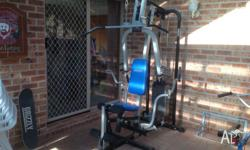 I have an Avanti home gym for sale.. It is in good