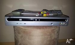 AWA DVD Recorder/Player $50 Good Condition Silver in