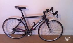 Practically brand new Boardman Road Team Carbon fi