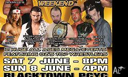 AWF 15 Year Anniversary Live Pro-Wrestling Events