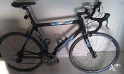 Azzurri Mezzo road bike in good condition.Hardly used