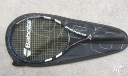 Up for Sale I have BABOLAT PURE DRIVE Tennis Racquet in