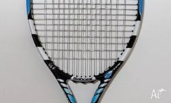 As used by Andy Roddick. Features his signature on the