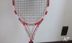 Babolat Pure Storm Tour in very good condition. Weight