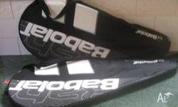 Babolat Tennis Racquets 1 New 1 played once,teenager