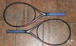 hi, i have 2 babolat y112 LTD tennis racquets for sale