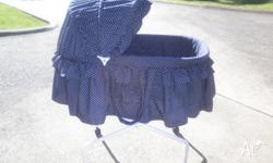 Baby Bassinet- love n care in great condition it has