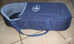 Baby bed / carrier suitable for newborns up to about