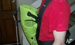 The BABYBJ�RN Baby Carrier Original Classic, allows you