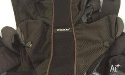 For Sale - Baby Bjorn Baby Carrier - Synergy - Brand