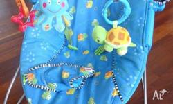 Bright Starts Baby Bouncer Complete with entertainment