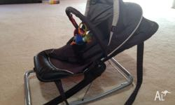 Fully functional baby bouncer for sale. Also check out
