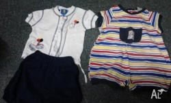 Baby boys pre loved clothing in excellent condition. 1