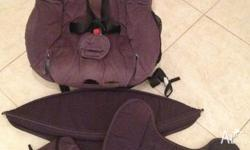 Safe n sound car seat in excellent condition. Comes