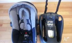 Baby Car Seat for sale (make: Steelcraft)