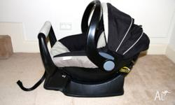 We sell this baby carrier / capsule which is in a